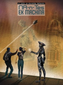 Couverture Ex-machina